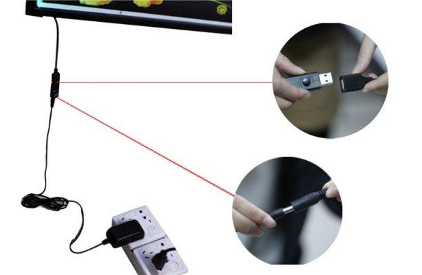 hướng dẫn sử dụng bảng huỳnh quang (1)